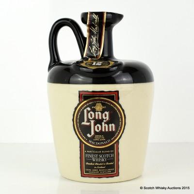 Long John 12 Year Old Flaggon 75cl