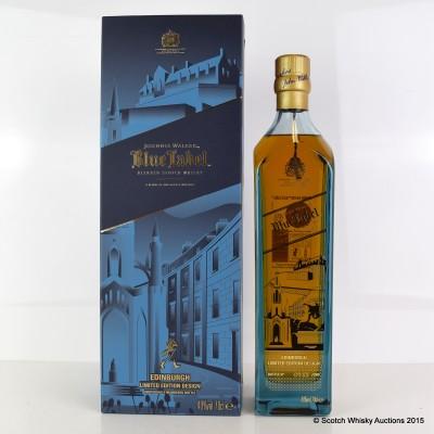 Johnnie Walker Blue Label Edinburgh Limited Edition