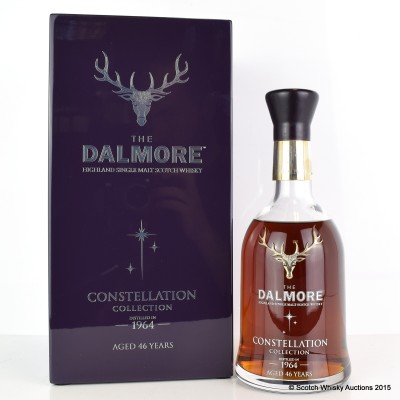 Dalmore Constellation Collection 1964 46 Year Old