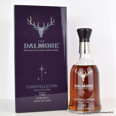 Dalmore Constellation Collection 1983 28 Year Old