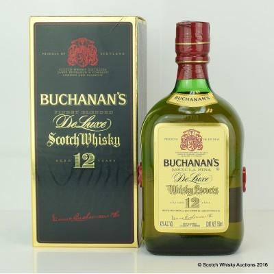 Buchanan's 12 Year Old 75cl