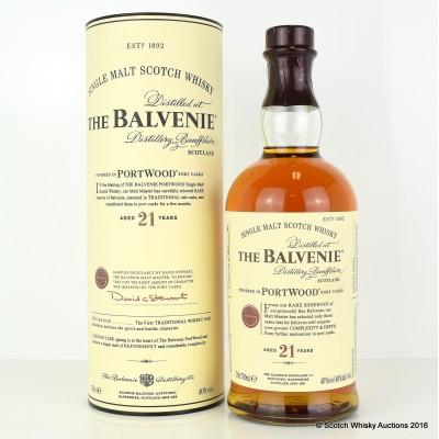 Balvenie PortWood 21 Year Old