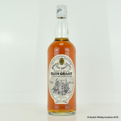 Glen Grant 45 Year Old G&M 75cl