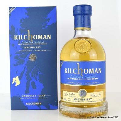 Kilchoman Feis Ile 2014 Hand Filled Machir Bay