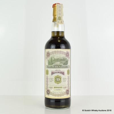 Black Bruichladdich 1969 32 Year Old