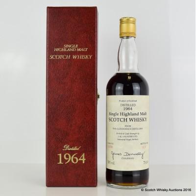 Glenfiddich 1964 Single Cask J & J Hunter