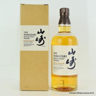 Yamazaki Puncheon 2011 Release