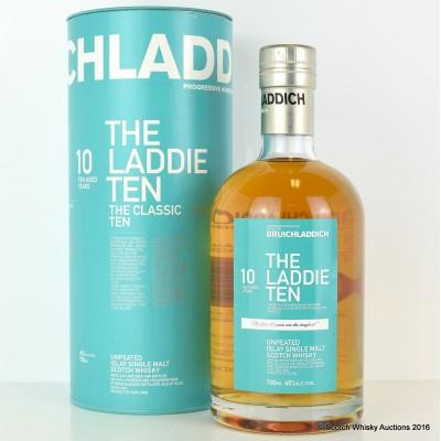 Bruichladdich Laddie Ten 10 Year Old