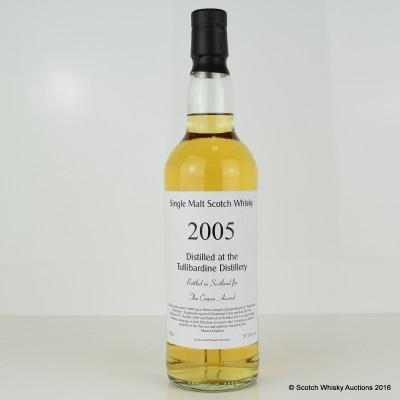 Tullibardine 2005 for The Camra Accord