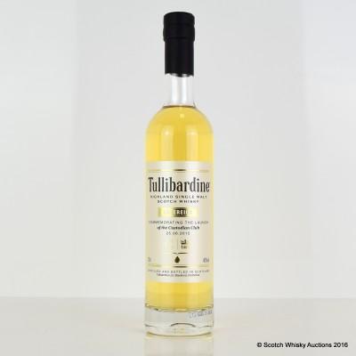 Tullibardine Sovereign for the Custodians Club 2015 20cl