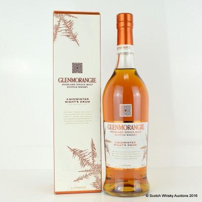 Glenmorangie Midwinter's Dram