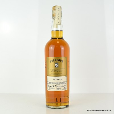 Aberlour Millennium Dunnage Reserve 1989 Reserved For Jock Deans