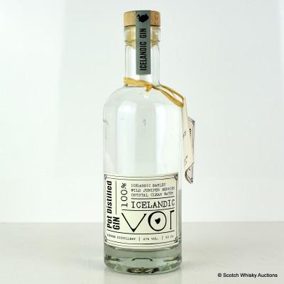Vor Icelandic Gin 50cl