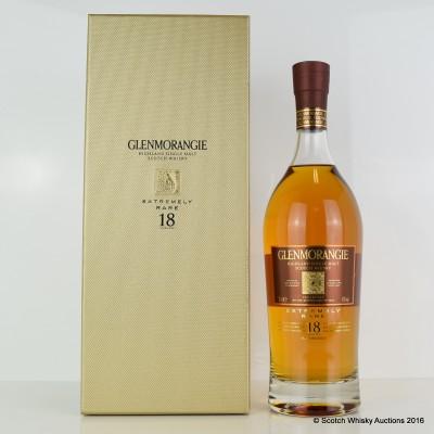 Glenmorangie Extremely Rare 18 Year Old