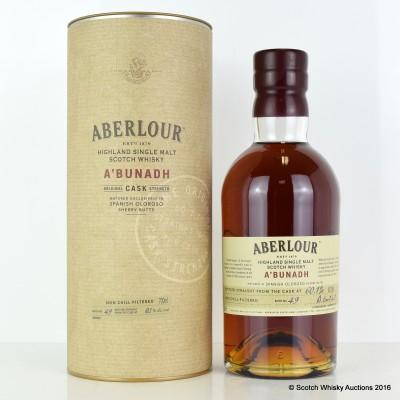 Aberlour A'Bunadh Batch #49