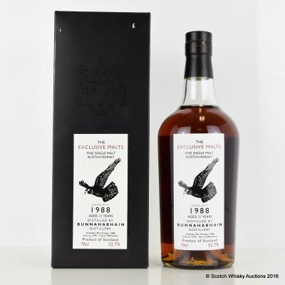 Bunnahabhain 1988 22 Year Old Creative Whisky Co