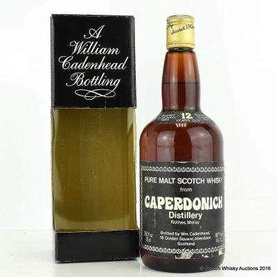 Cadenhead's Caperdonich 1965 12 Year Old  26 2/3 Fl Oz