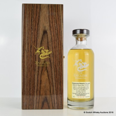 English Whisky Co Founder Private Cellar Cask