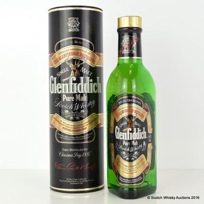 Glenfiddich Pure Malt 35cl