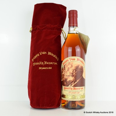 Pappy Van Winkle Family Reserve 20 Year Old 75cl
