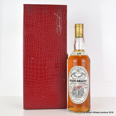 Glen Grant 1948 40 Year Old G&M 75cl