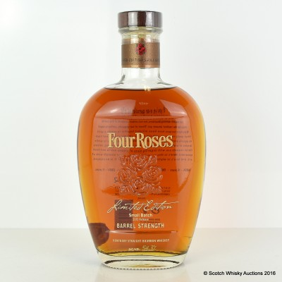 Four Roses Small Batch 2015 Release