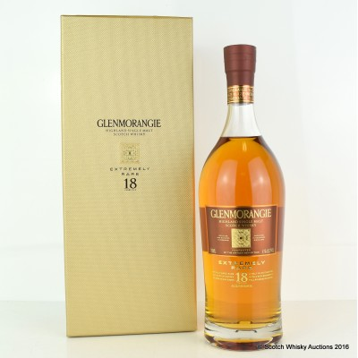 Glenmorangie Extremely Rare 18 Year Old 75cl