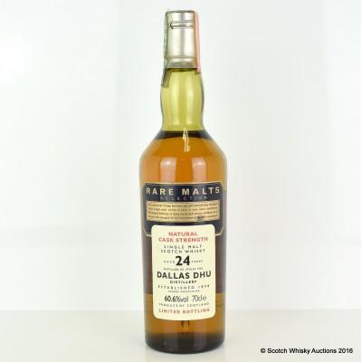 Rare Malts Dallas Dhu 1970 24 Year Old
