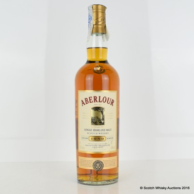 Aberlour 1989 Distillers Selection