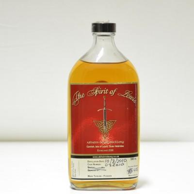 Abainn Dearg The Spirit of Lewis 500ml Sample Style Bottle