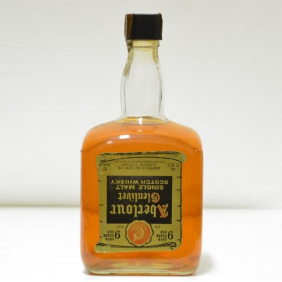 Aberlour Over 9 Years Old Gantry Style Bottle
