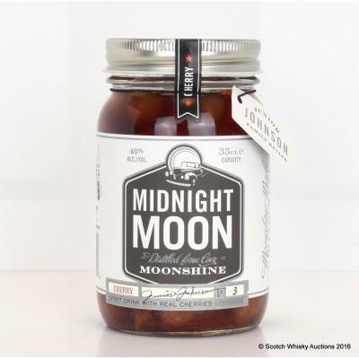 Midnight Moon Cherry Spirit Drink 35cl