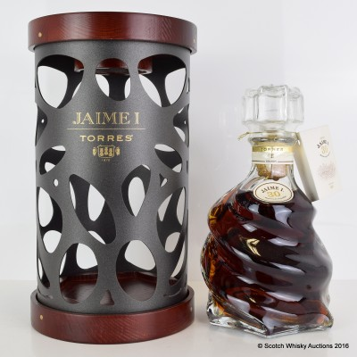 Jamie I 30 Year Old Torres Brandy Family Reserve