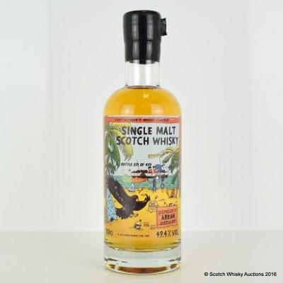 Boutique-y Whisky Co Arran Batch #2 50cl