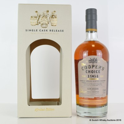 Lochside 1964 48 Year Old Cooper's Choice