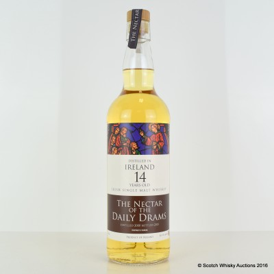 Irish Single Malt 2000 14 Year Old Nectar Of The Daily Drams