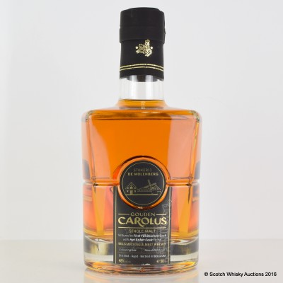 Gouden Carolus Belgian Single Malt 50cl