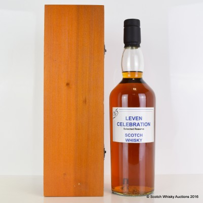 Leven Celebration Selected Reserve 75cl