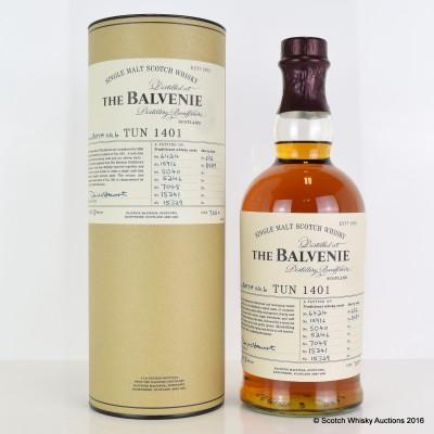 Balvenie Tun 1401 Batch #6 75cl