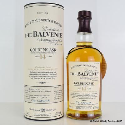 Balvenie Golden Cask 14 Year Old