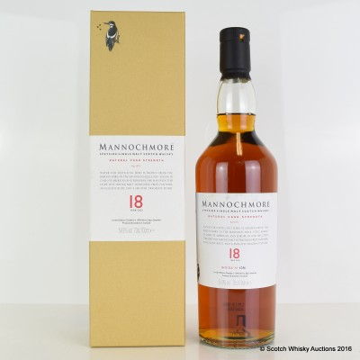 Mannochmore 18 Year Old