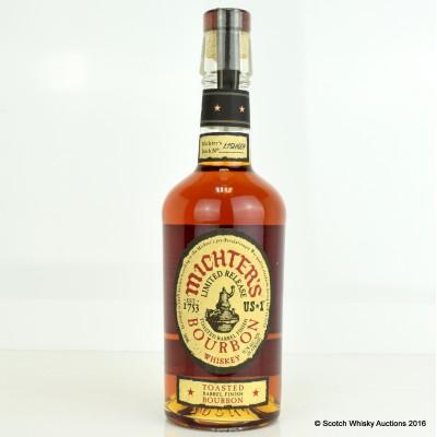 Michter's Bourbon Toasted Barrel Finish