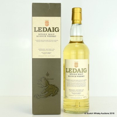 Ledaig Single Malt