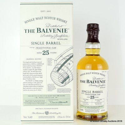 Balvenie Single Barrel 25 Year Old
