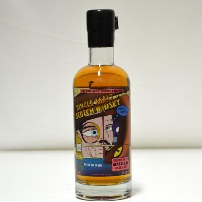 Boutique-y Whisky Company Macallan Batch #2