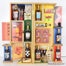 Macallan Sir Peter Blake 8 Decades