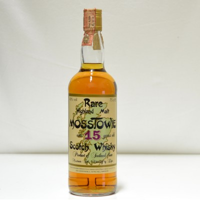 Mosstowie 15 Year Old 75cl