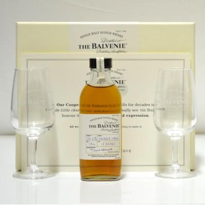 Balvenie Cooper's Tasting Kit