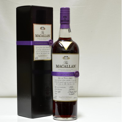 Macallan Easter Elchies 2011