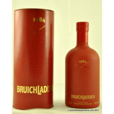 Bruichladdich Redder Still 1984 22 Year Old